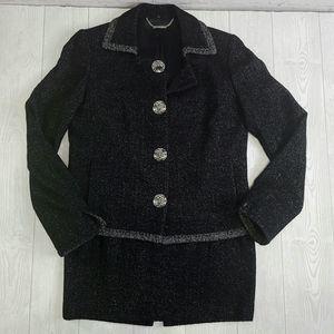 Elie Tahari Winter Skirt Suit